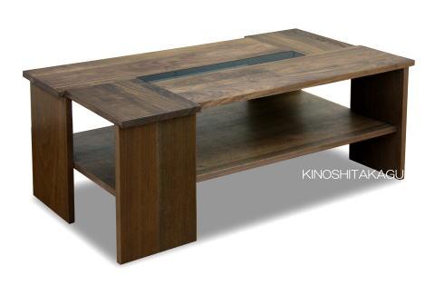 リビングテーブル センターテーブル ローテーブル デザイン リビング DEEP ディープ 幅105cm 国産 リビング デザイン モダン 天然木 ウォールナット 自然塗料 オイル 国産 日本製【smtb-KD】【P10】, Big Apple:9c009c4f --- officewill.xsrv.jp