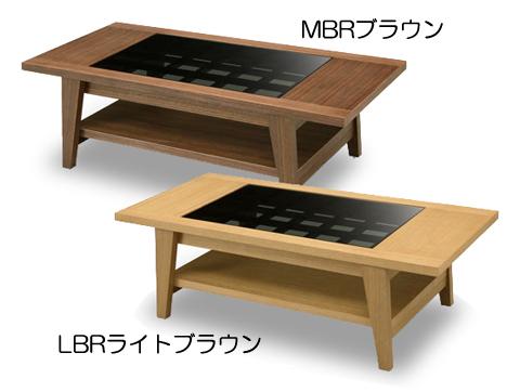 センターテーブル リビングテーブル ガラステーブル ERIC【エリック】 幅120cmサイズ 天板ガラス 格子組み 棚付き【smtb-KD】