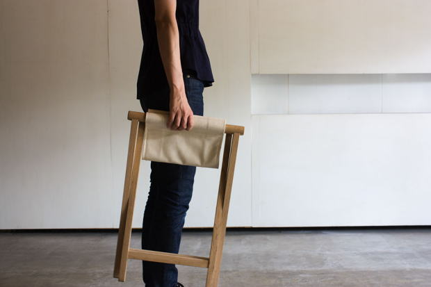 Strange Product Made In Chair Folding Chair Stool Ottoman Folding Chair Personal Chair Compact Small Sized Lightweight Canvas Place Canvas Fuji Winter Jasmine Theyellowbook Wood Chair Design Ideas Theyellowbookinfo