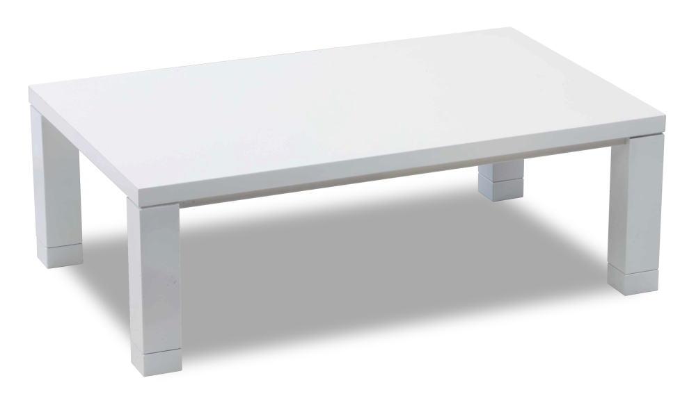 こたつ 家具調こたつ コタツ ジェシカ 長方形 幅135cm リビング カジュアル シンプル ホワイト 白【smtb-KD】
