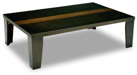 テーブル 座卓 超軽量机 幅120cmサイズ ダークブラウン色 折りたたみ 折れ脚 軽い ライン 国産 日本製【smtb-KD】