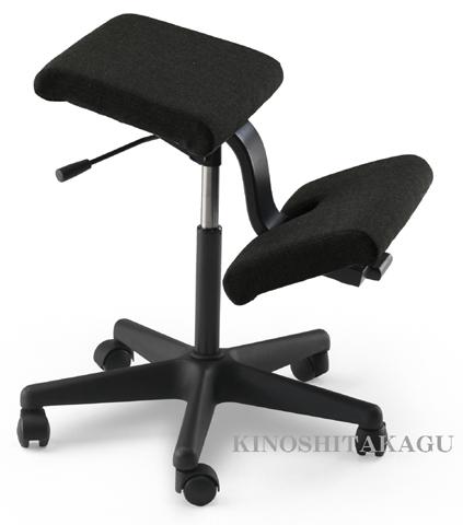 バランスチェア 椅子 ウィング ヴァリエール VARIER 回転 キャスター 北欧【smtb-KD】