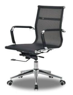 デスクチェア 椅子 RS-C1055 肘付き ガス圧 昇降式 ナイロン メッシュ キャスター【smtb-KD】