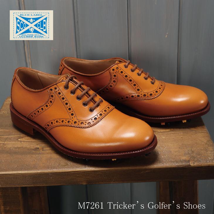 【Cluber Base】【Tricker'sトリッカーズ】【公式】【Tricker's Golf Shoes】限定数量発売トリッカーズ ゴルフシューズ