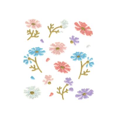 数量は多 秋らしい花デコレーションすれば携帯も秋仕様☆ あす楽対応 国内送料無料 蒔絵 コスモス 携帯シール
