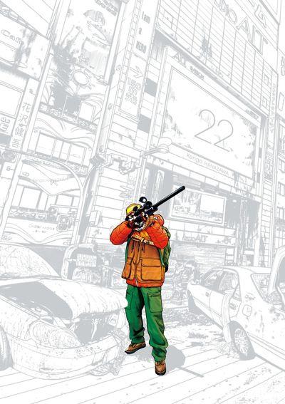 【新品・あす楽対応】アイアムアヒーロー 全巻(1~22巻)セット / 花沢健吾
