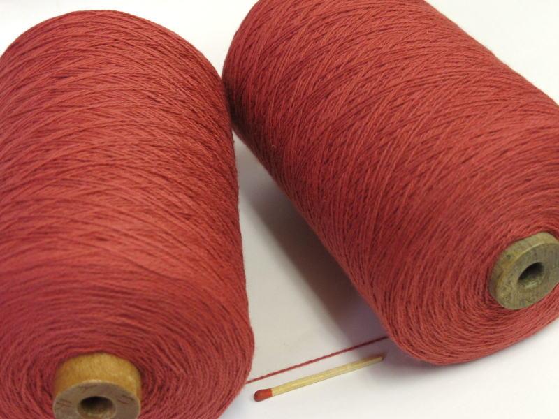 綿糸ならこれで決まり 豊富なバリエーションからお好きな色をどうぞ 驚きの価格が実現 10 店内限界値引き中&セルフラッピング無料 2綿 レンガ やわらかくて使いやすい 手織りにも手編みにもオススメの綿糸が43色 人気の定番シリーズです