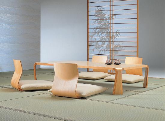 天童木工 座卓 幅1210 ケヤキ S-0228KY-NT
