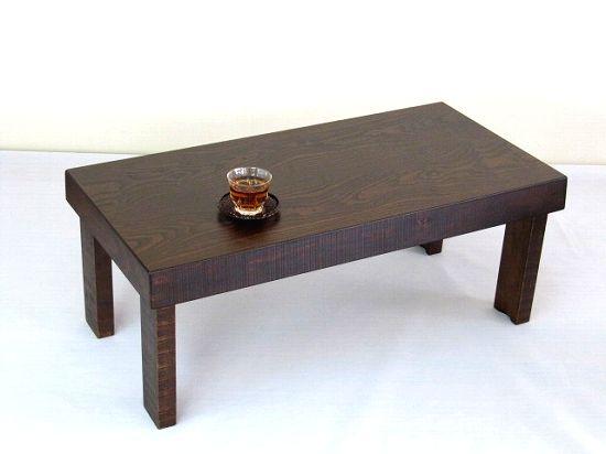 折れ脚・収納式フロアテーブル エコアップ2(エコアップツー) 90×45