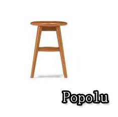 Popolu ポポル スツールL
