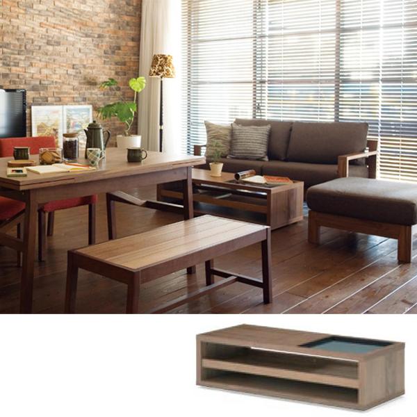Simple Modern Dure+ リビングテーブル