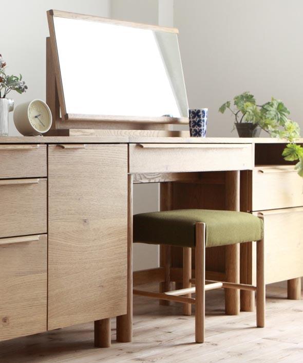 Desk 086・デスク086 (スツール&ミラーは別売りとなっております) SALA サラ