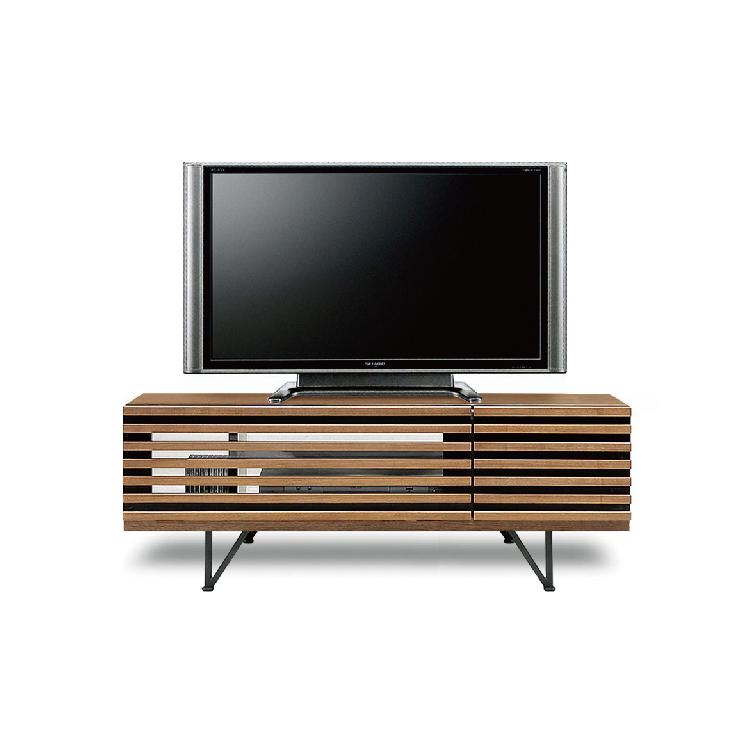 【カイロ 幅110テレビボード】CAIRO 110テレビボード カイロテレビボード AVボード ローボード 収納 ウォールナット アイアン