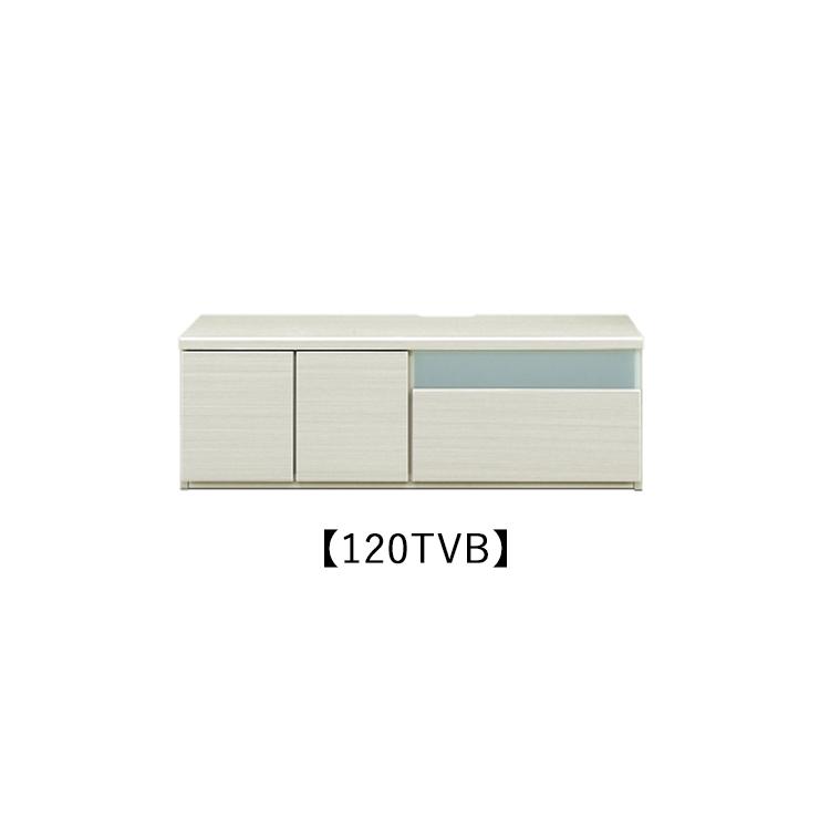 【幅120TVB】デミオ テレビボードテレビボード AVボード TVボード ロータイプ ナチュラル ホワイト 木目