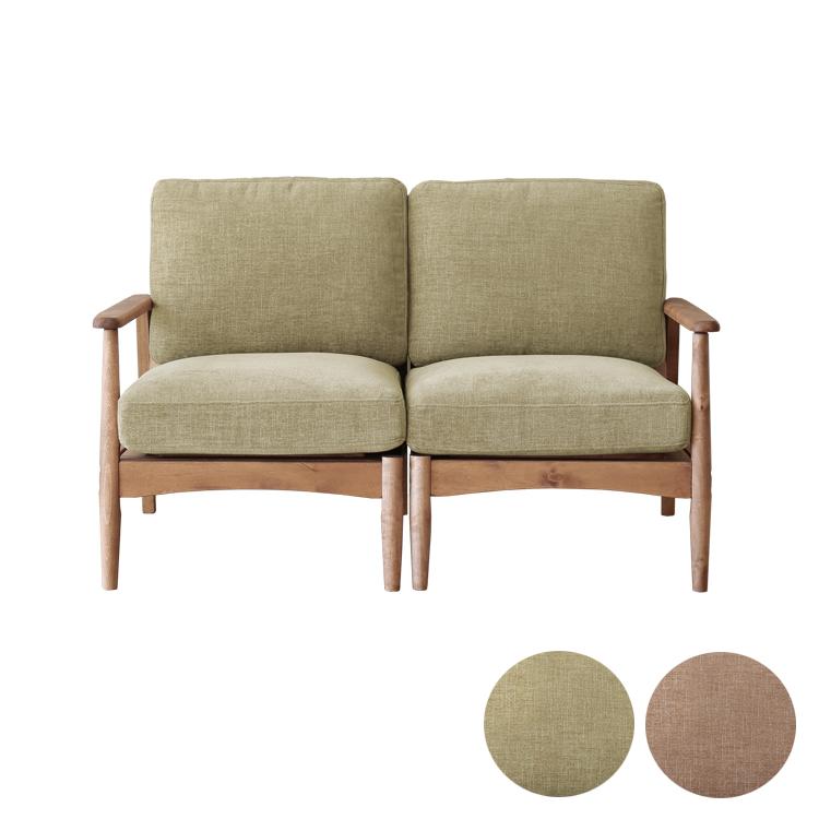 【2Pソファ】【肘付】whit sofa ウィットソファ ノラ nora and g アンジー 関家具