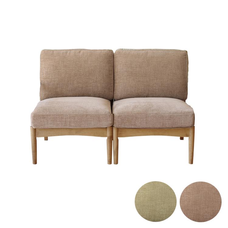 【2Pソファ】【肘無】whit sofa ウィットソファ ノラ nora and g アンジー 関家具