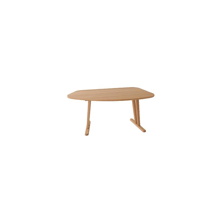 【IB305B】【幅160】W160×D90×H70×T3cm テーブル baguette lb バケットエルビー 飛騨産業