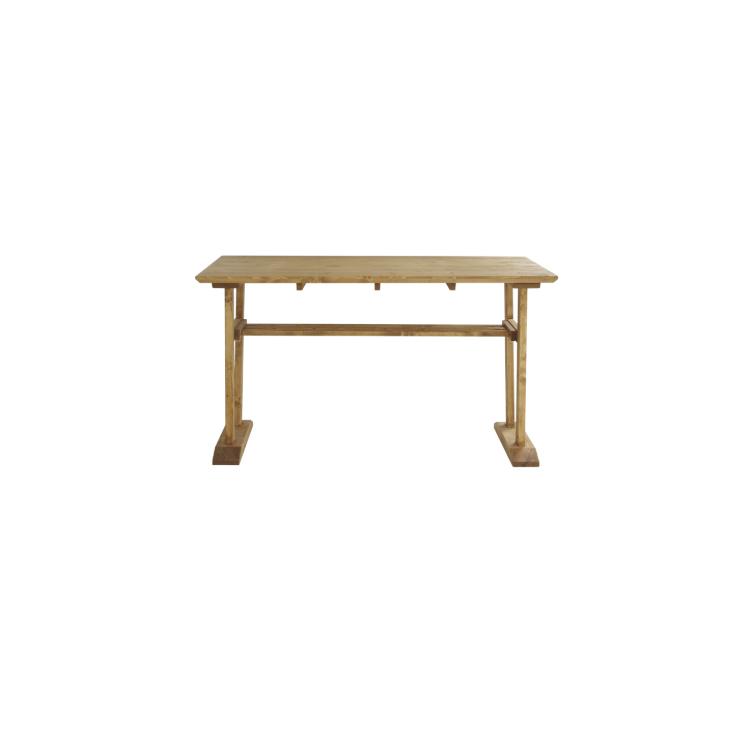 幅1300×奥行き700×高さ707mm コロハ テーブル coroha table ノラ nora mam マム 関家具