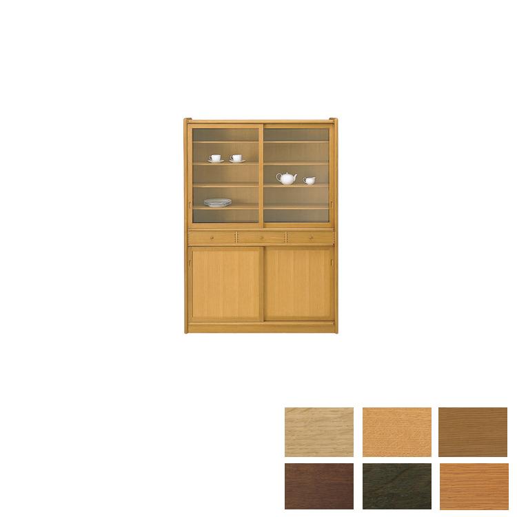 【SG505】W135.5×D45×H190cm キッチンキャビネット CRESCENT クレセント 飛騨産業