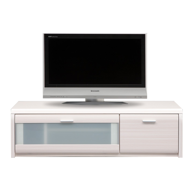 【120cm幅テレビボード】W120×D45×H35cm ファンタジー2 ハイグロス仕上げ リビングシリーズ