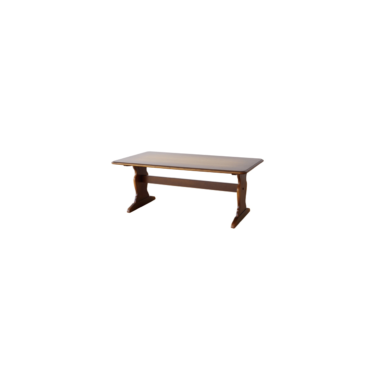 【HK322WP】テーブル W135×D85×H70×T3cm 穂高 WINDSOR 飛騨産業