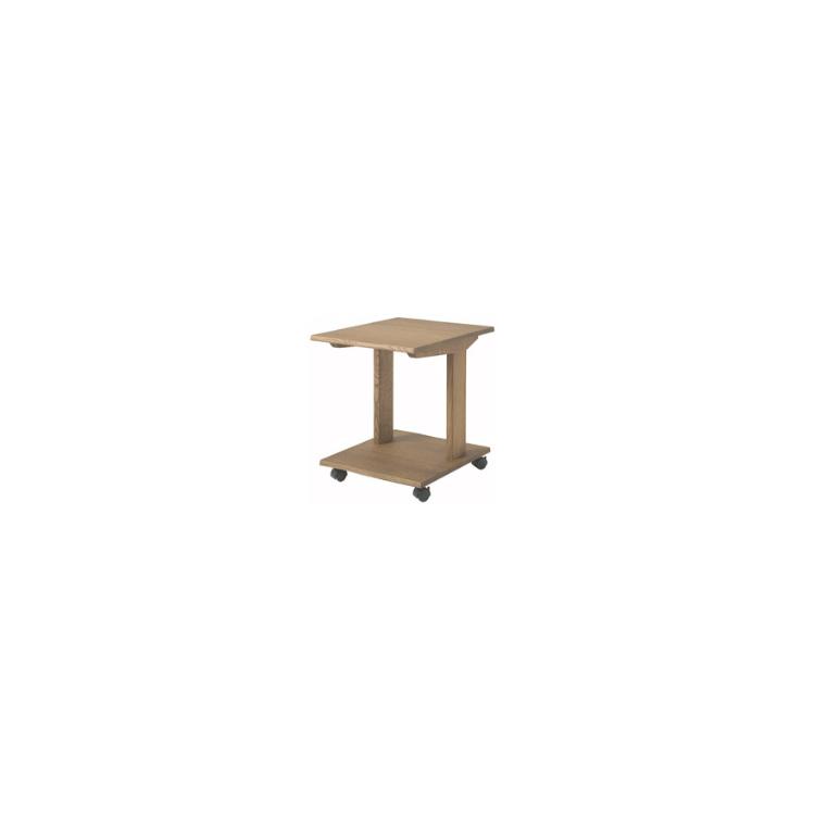 【11/4(月)20時~クーポン有】 【FK600】サイドテーブル 木かげ W42×D53×H52.5cm 飛騨産業
