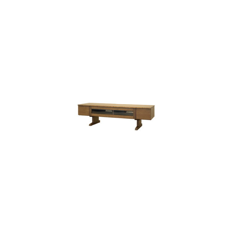【FK560】【150幅】AVキャビネット テレビボード 木かげ W150×D47.5×H43cm 飛騨産業