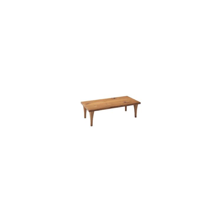 【SN107T】長方形リビングテーブル W120×D60×H34.5×T3.5cm 森のことば 飛騨産業