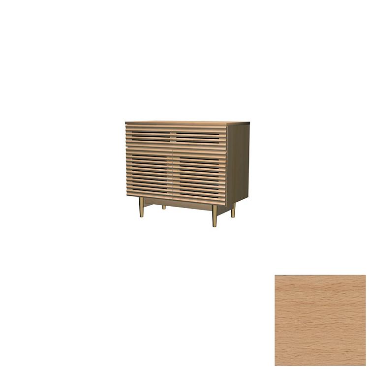 【SD552B】【OF色】サイドキャビネット Standard Collection スタンダードコレクション 飛騨産業
