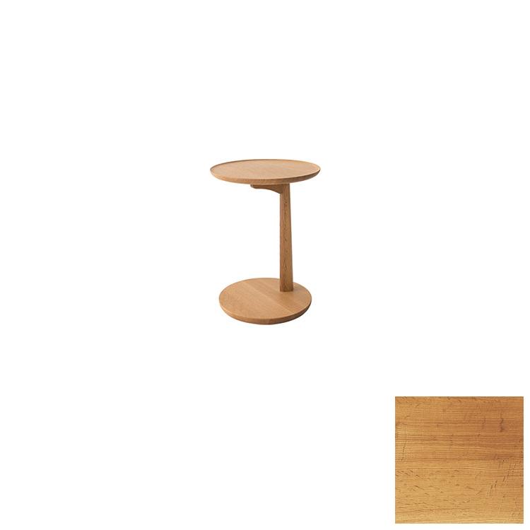 SD605N OF色 サイドテーブル Standard Collection スタンダードコレクション 飛騨産業 喜寿祝 お月見 非売品