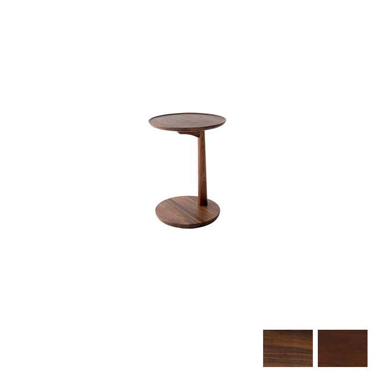 【SD605U】サイドテーブル Standard Collection スタンダードコレクション 飛騨産業