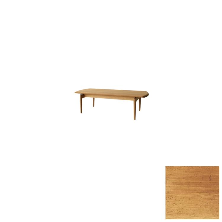 【KD102TN】【OF色】W125×D50×H36×T2.5cm リビングテーブル SEOTO セオト 飛騨産業