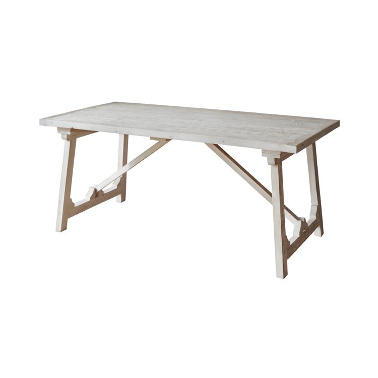 【パイン】幅1600×奥行き800×高さ720mm エラ テーブル ノラ nora HOLIDAYS ホリデイズ 関家具