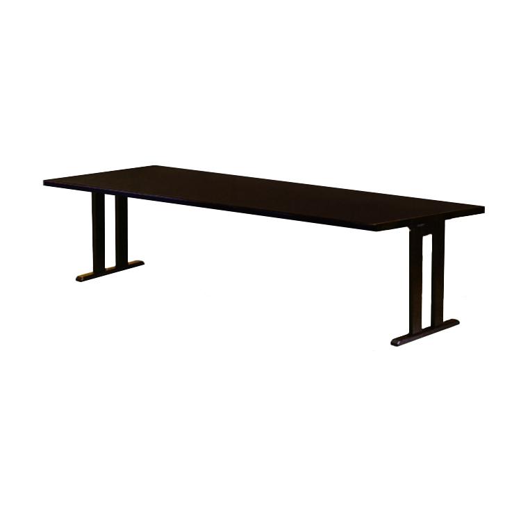 【3人掛け】お座敷用 宴会・会議テーブル 業務用 畳・カーペットが傷みにくい畳ソリ脚採用 テーブル 座卓