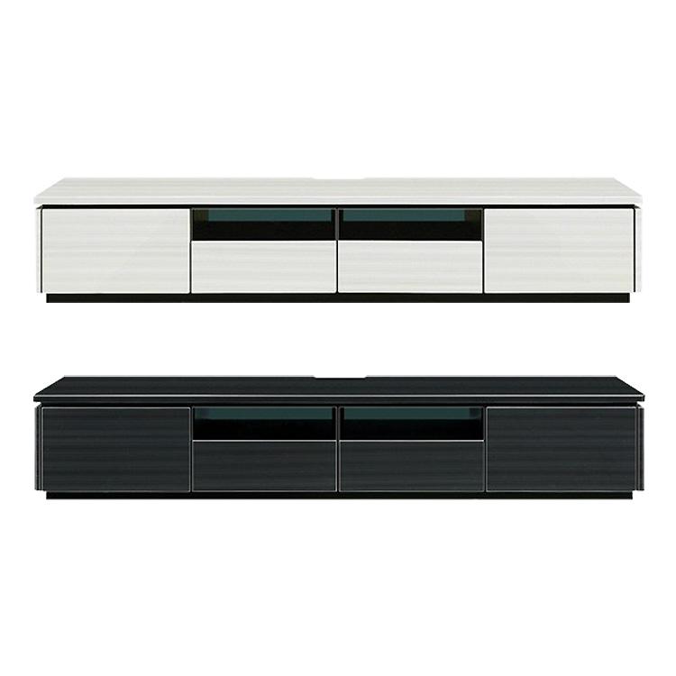 【210幅】W2093×D450×H380mm RUSH ラッシュ ロータイプ テレビボード