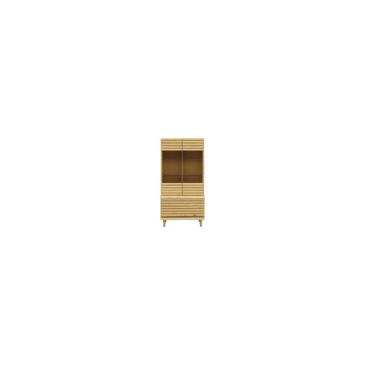 【メーカー在庫限り】【60CAB】W600×D400×H1200mm 樹 たつき キャビネット ヒノキ 檜