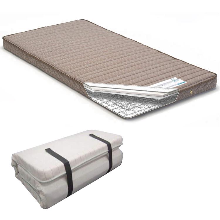 France Bed( フランスベッド ) 折りたたみ スプリング マットレス ラクネスーパー SS ・ スモールシングル サイズ france bed MATTRESS 高密度スプリング 持ち運び