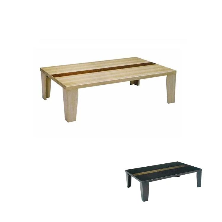 【135×85cm】 軽量タイプ 折りたたみ 座卓 折れ脚 カルインデス