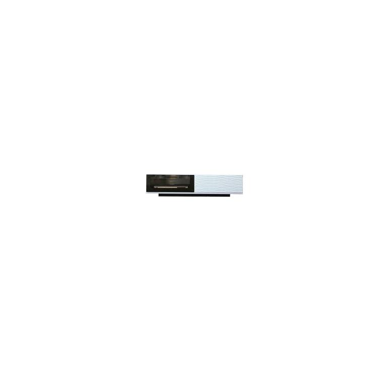 【送料無料】120 テレビボード AVボード 「シュール」120ローボード ホワイト テレビボード テレビ台 ローボード コーナー ミドルタイプ (才数:5.5才)