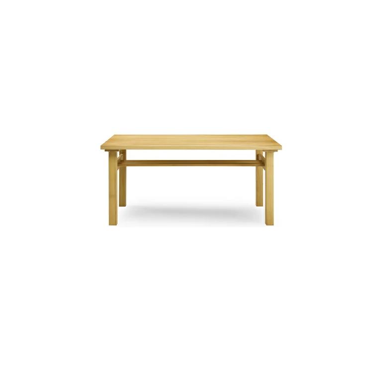 【11/4(月)20時~クーポン有】 【R-022】シギヤマ家具 GREEN rosemary DINING TABLE 150 岩倉榮利デザイン