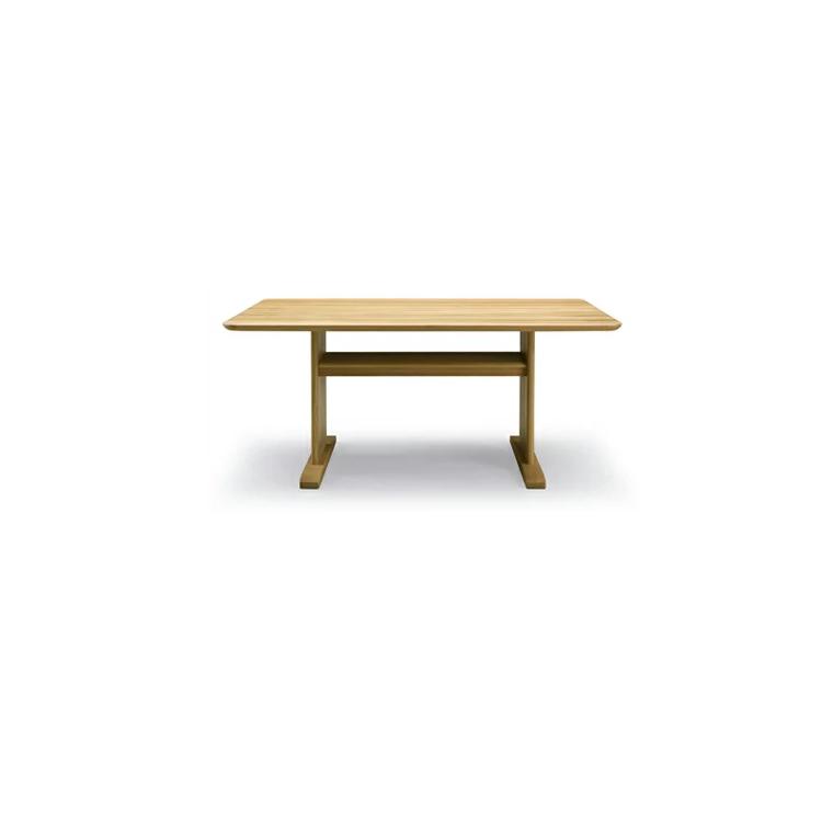 【Y-028】シギヤマ家具 緑 YUZU LD TABLE