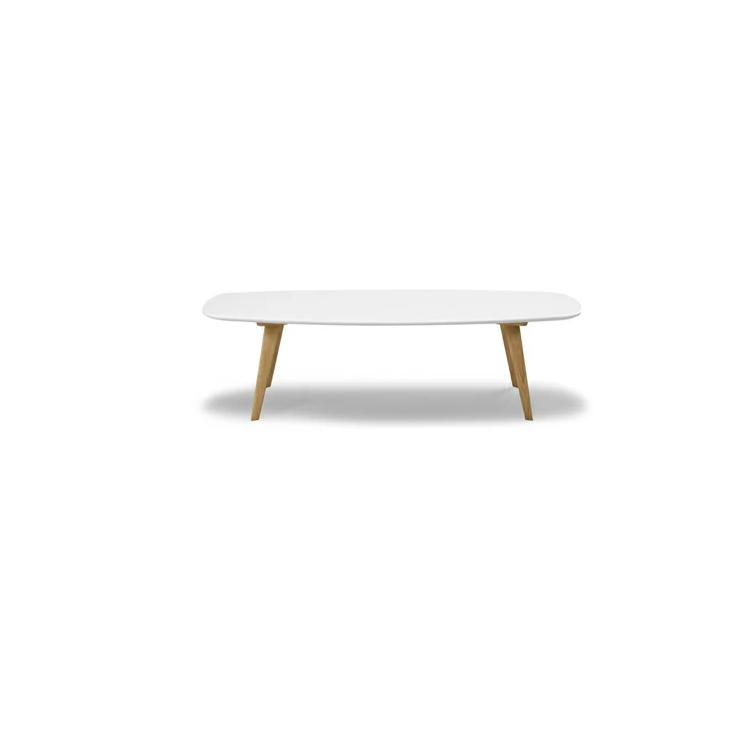 【YR-016】シギヤマ家具 GREEN YUZU COFFEE TABLE 135
