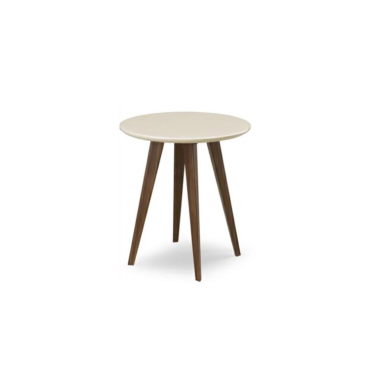 【YR-017】シギヤマ家具 緑 YUZU COFFEE TABLE Φ50 岩倉榮利デザイン