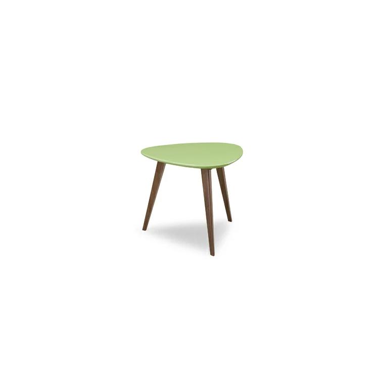 【YR-019】シギヤマ家具 GREEN YUZU COFFEE TABLE 60 岩倉榮利デザイン