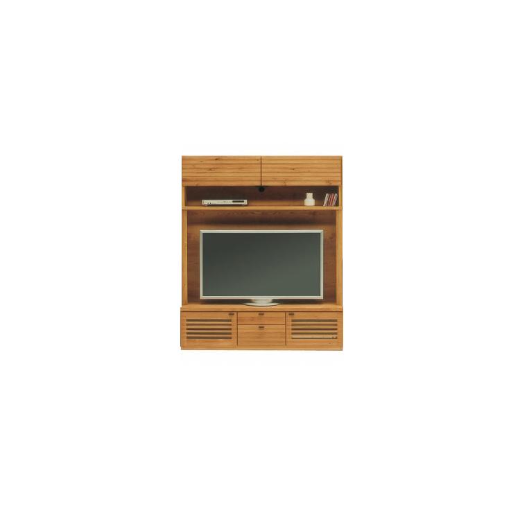 【11/4(月)20時~クーポン有】 【TVブランケット有】Oak Gallery (オークギャラリィ)シリーズ BUMP(バンプ) 150リビングボード
