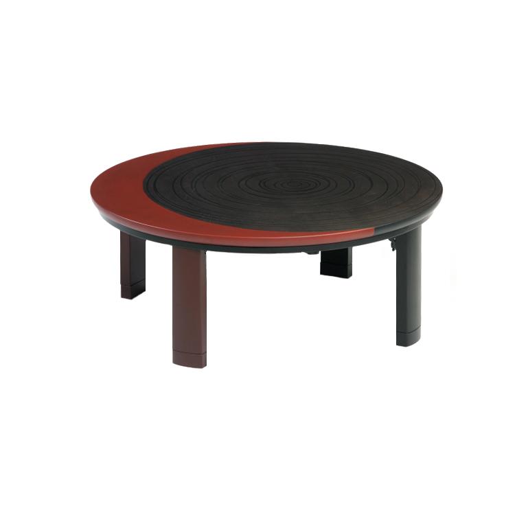 100cm丸 家具調コタツ モデン 暖卓 フロアテーブル こたつ 30%OFFクーポン! 内祝 当店人気 おすすめ おしゃれ トレンド ギフトラッピング