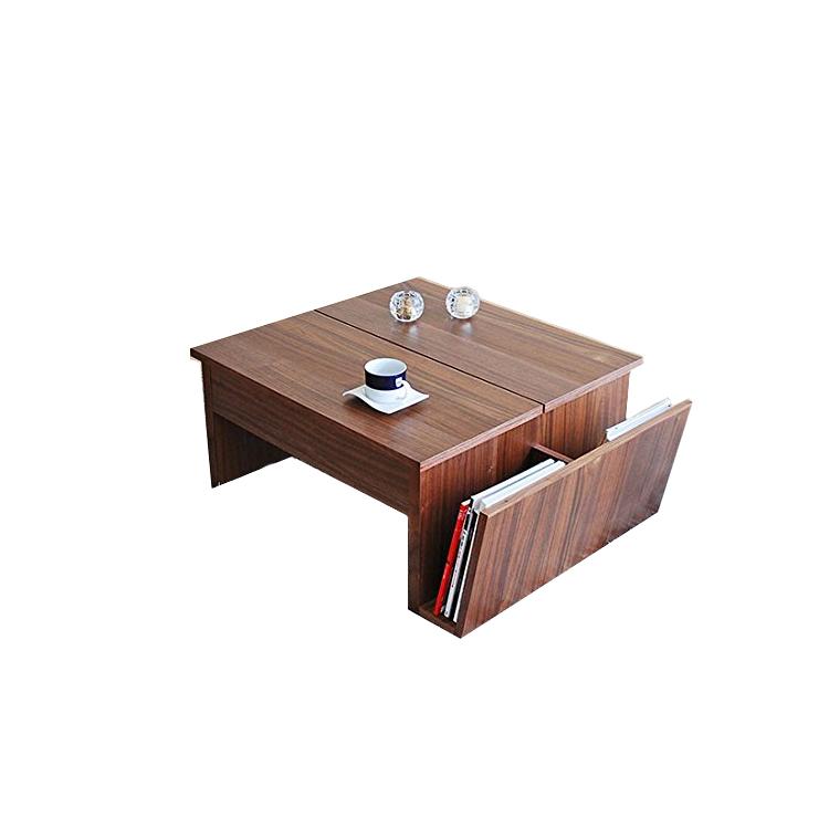 【日本製】サイドテーブル センターテーブル リフトアップ PCデスク タモ トネリコ ウエンジ MDF ホワイト ウォールナット オークナチュラル コーヒーテーブル 鏡面仕上げ UV塗装 ローテーブルマガジンラック引出し