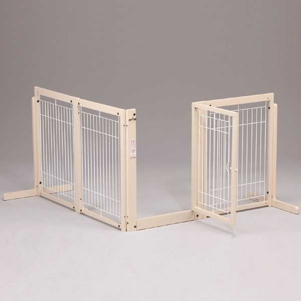 Kintaro W Independence Type L Shape Gate Partition Gate