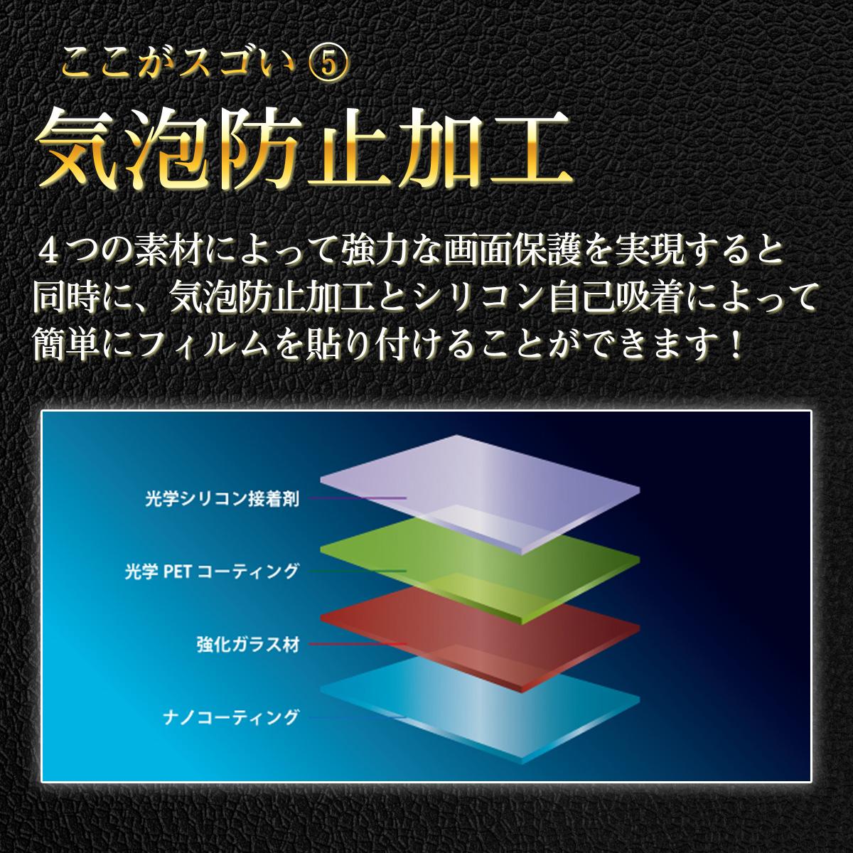 Xperia Z5 SO-01H/SOV32/501SO スマホ ブルーライト強化ガラスフィルム 強化ガラス保護フィルム 液晶保護 画面保護 エクスペリア SONY ソニー
