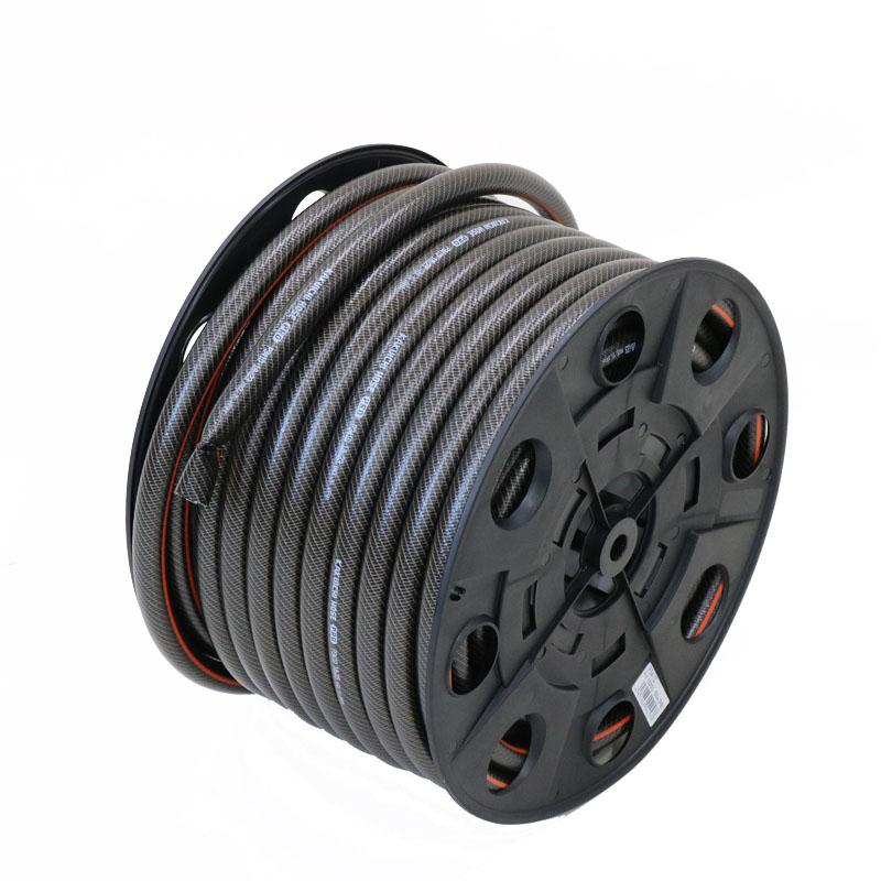 【散水用品-糸入耐圧ホース】カクイチ PRO 18mm×50m P341D